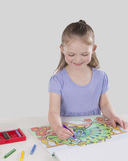 Colouring Books & Pads