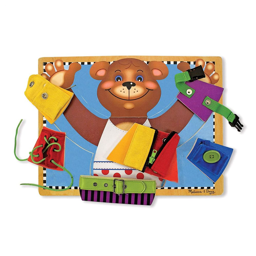 Melissa & Doug Basic Skills Board-2