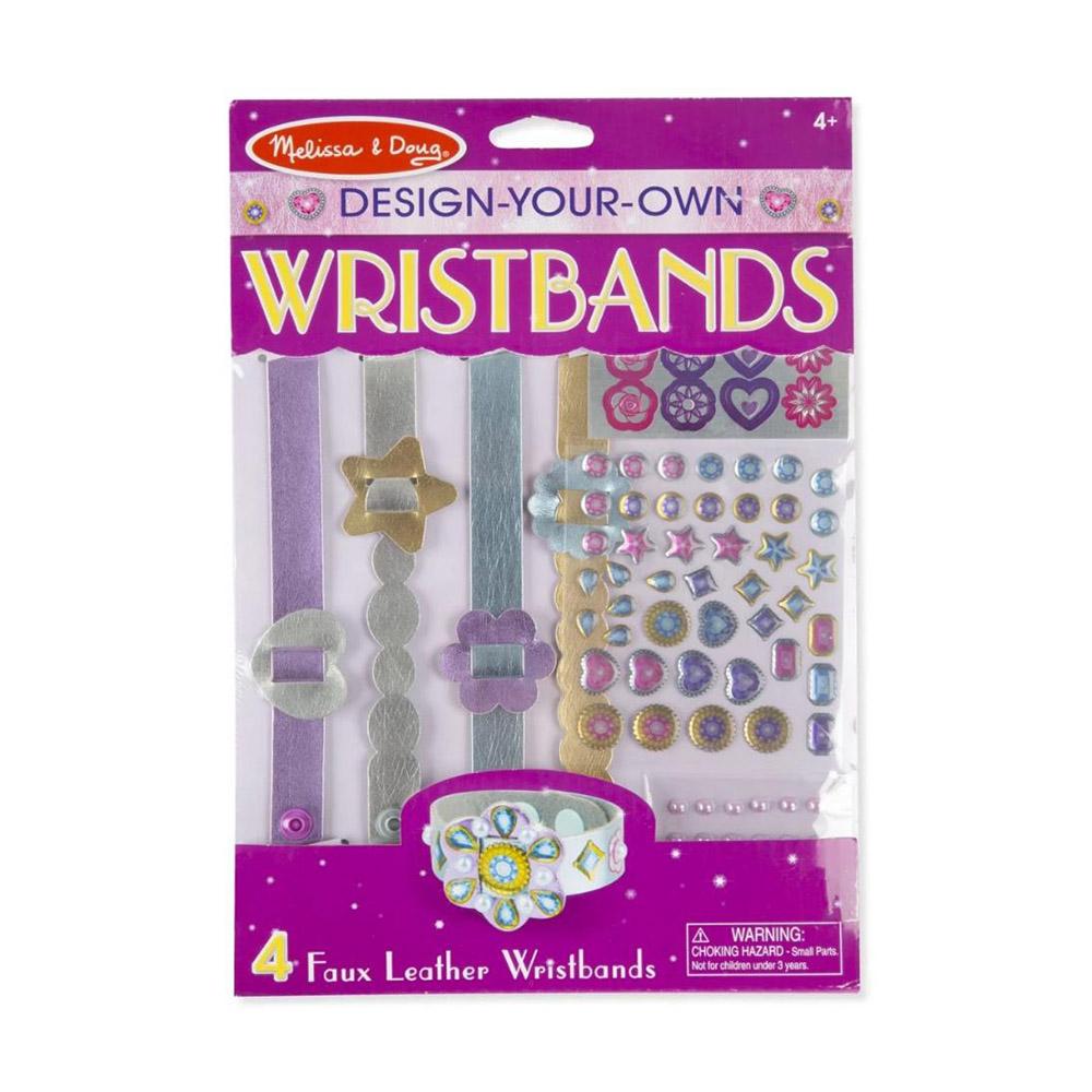 Melissa & Doug Wristbands Party Favour