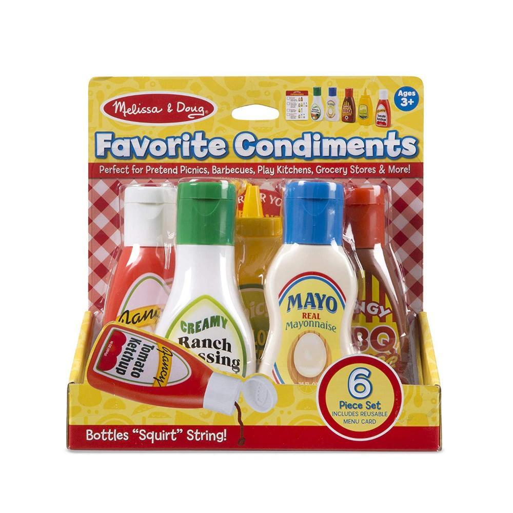 Melissa & Doug Favourite Condiments