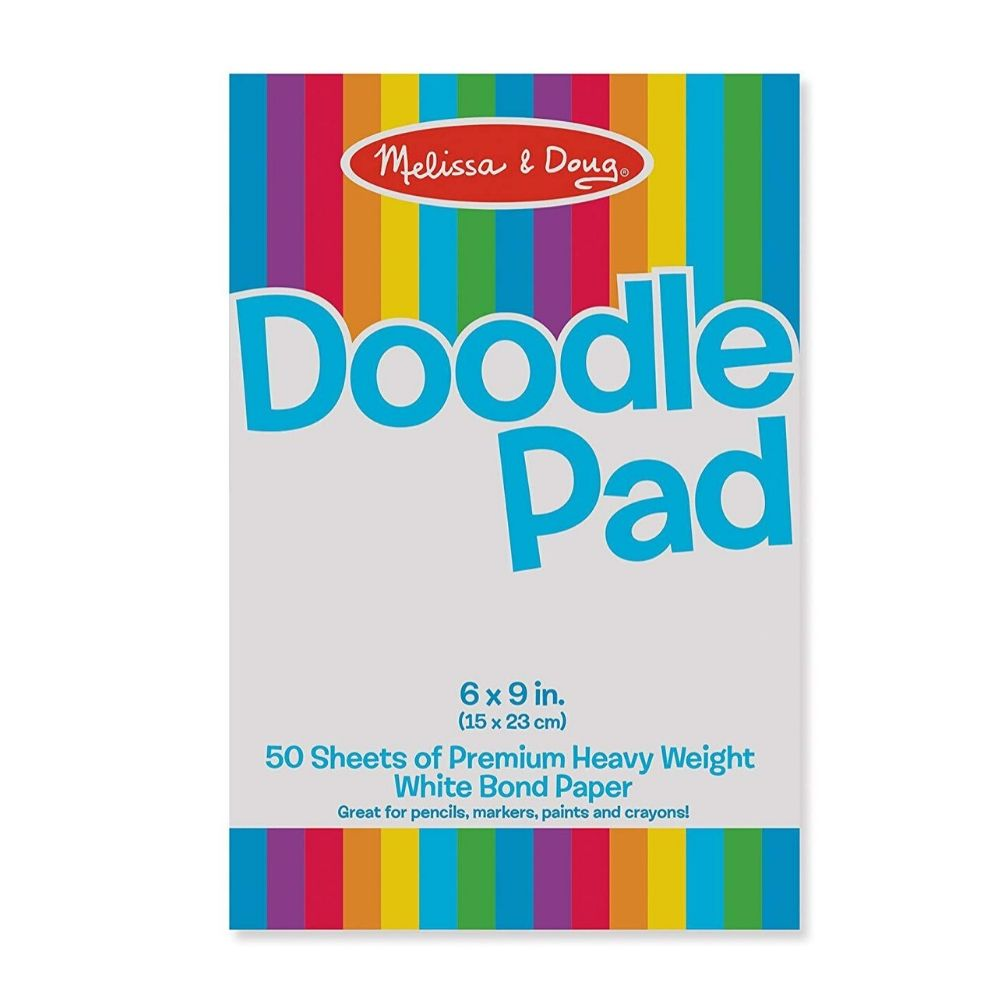 "Melissa & Doug Doodle Pad (6""x9"")"