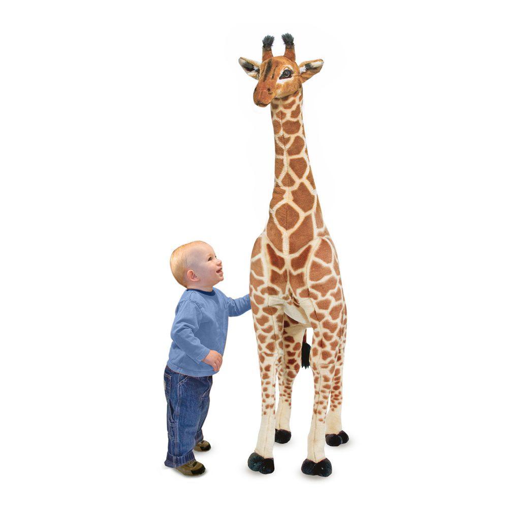 Melissa & Doug Giraffe Giant Stuffed Animal