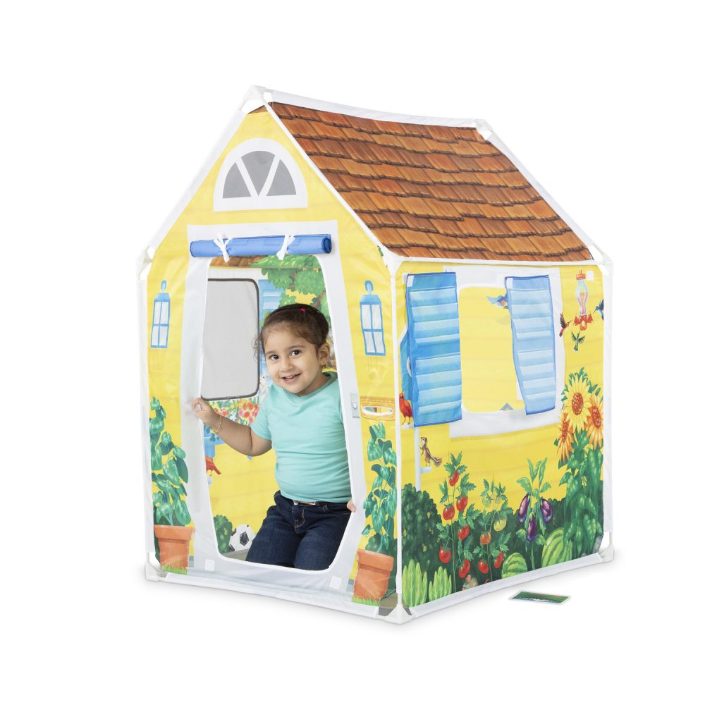 Melissa & Doug Cozy Cottage Play Set (Fabric)3