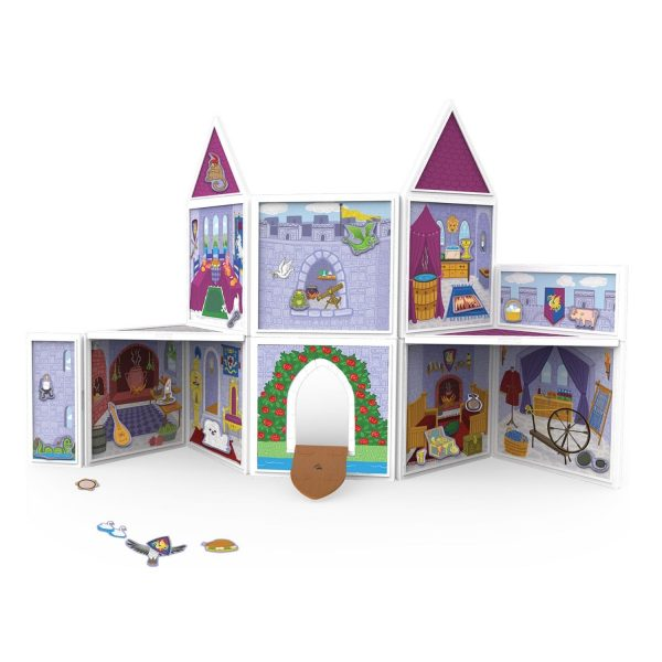 Melissa & Doug Magnetivity - Medieval Castle