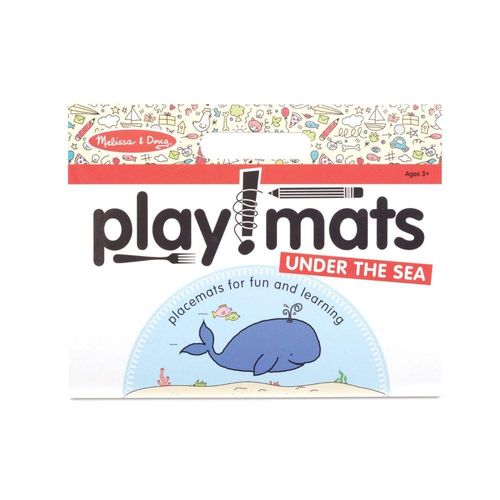 Melissa & Doug Playmats - Under the Sea